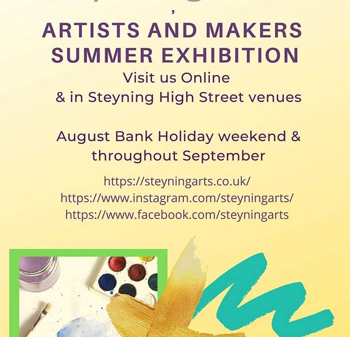 Artists and Makers Live & Online Summer Exhibition 2020