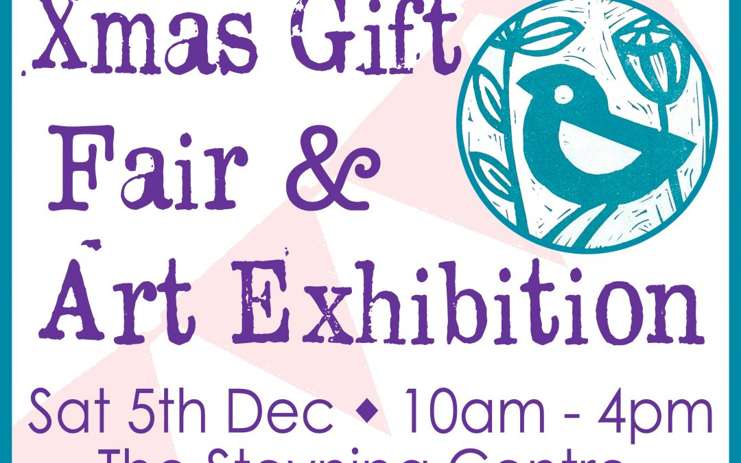 Christmas Gift Fair and Art Exhibition